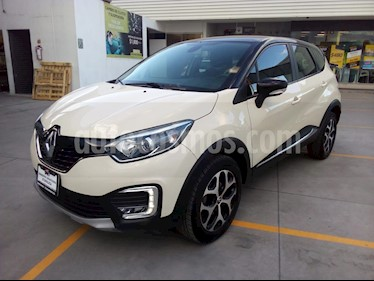Renault Captur Iconic Aut usado (2018) color Blanco precio $280,000
