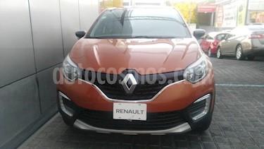 Renault Captur 5P INTENS L4/2.0 MAN usado (2018) color Naranja precio $240,000