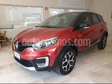 Renault Captur Iconic Aut usado (2018) color Rojo precio $245,000