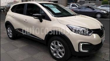 Renault Captur 5P Intens L4/2.0 Man usado (2018) color Crema precio $215,000