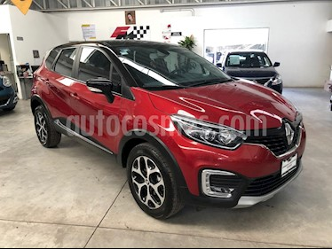 Renault Captur Iconic Aut usado (2019) color Negro precio $289,000