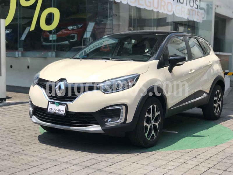 Renault Captur Iconic Aut usado (2018) color Beige precio $245,000
