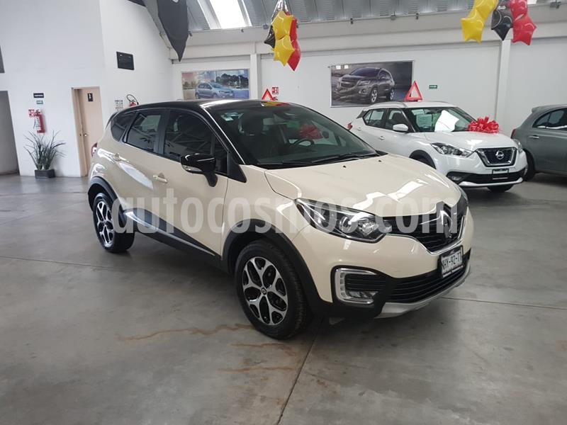 Renault Captur Iconic Aut usado (2019) color Blanco precio $279,000