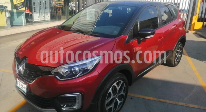 Renault Captur Iconic Aut usado (2018) color Rojo precio $240,000