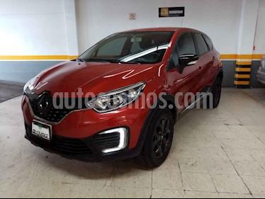 Renault Captur 5P Intens  DEH L4/2.0 Man usado (2019) color Vino Tinto precio $269,000