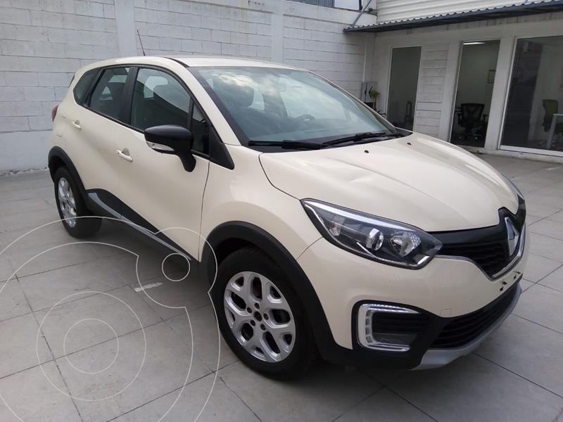 Foto Renault Captur INTENS TA usado (2019) precio $275,000
