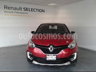 Renault Captur Iconic Aut usado (2019) color Rojo Flama precio $290,000