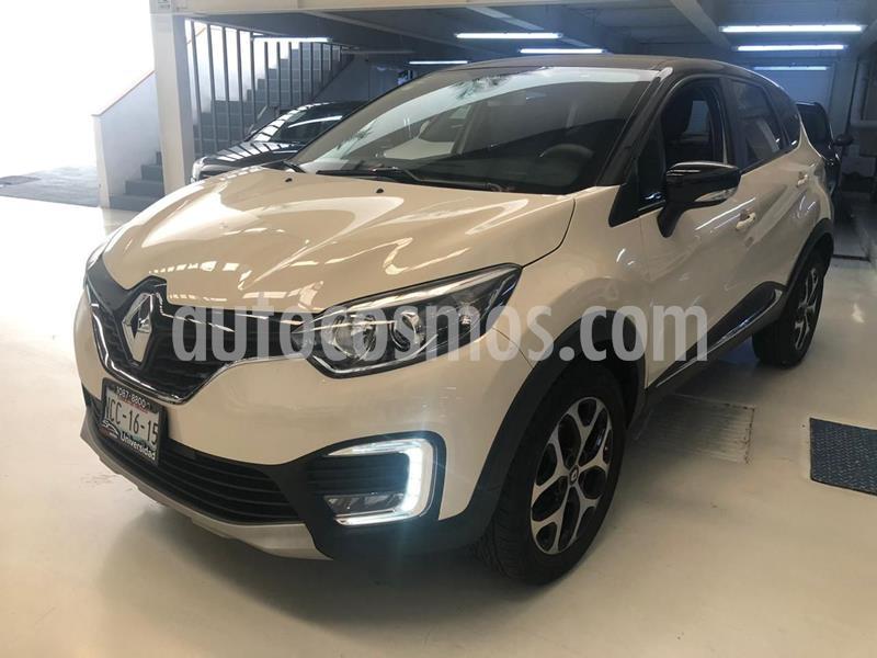 Renault Captur Iconic Aut usado (2018) color Blanco precio $239,100