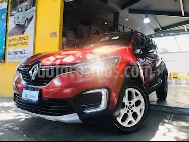 Renault Captur 5P Intens L4/2.0 Aut usado (2018) color Rojo precio $229,000