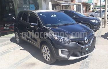 Foto venta Auto usado Renault Captur Zen (2017) color Negro precio $710.000