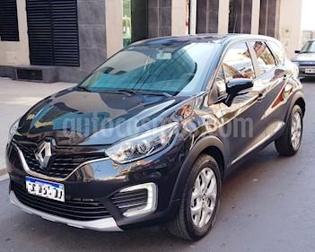 Foto venta Auto Usado Renault Captur Zen (2017) color Negro precio $600.000