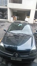 Renault Clio ll 5 Puertas 1.6 16V Expression + Mec 5P usado (2005) color Verde precio $2.250.000