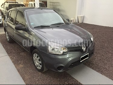Foto venta Auto usado Renault Clio Mio - (2014) color Gris Oscuro precio $230.000