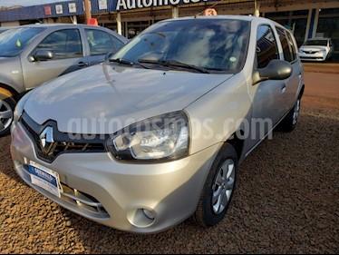 Foto venta Auto usado Renault Clio Mio - (2014) color Gris Plata  precio $275.000