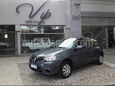 Foto venta Auto usado Renault Clio Mio 3P Confort Pack Sat (2017) color Gris Oscuro precio $330.000