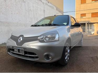 Foto venta Auto usado Renault Clio Mio 3P Confort Pack (2013) color Gris Claro precio $230.000