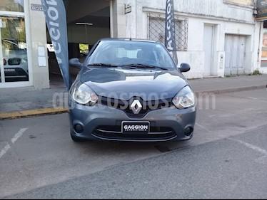 Foto venta Auto usado Renault Clio Mio 3P Confort Plus (2014) color Gris