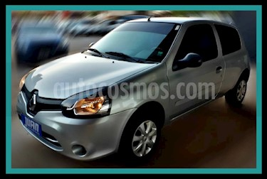 Foto venta Auto usado Renault Clio Mio 3P Expression Pack I (2013) color Gris Claro precio $270.000