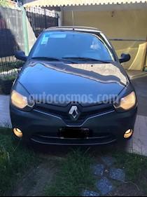 Foto venta Auto usado Renault Clio Mio 3P Expression Pack I (2013) color Gris Cuarzo precio $175.000
