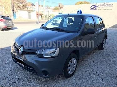 Foto venta Auto usado Renault Clio Mio 3P Expression Pack I (2013) color Gris Oscuro precio $276.000