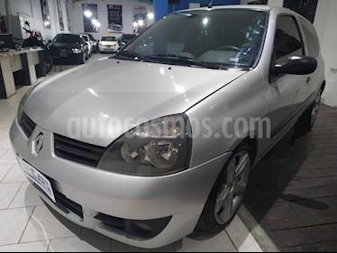 Foto venta Auto usado Renault Clio Mio 3P Expression (2013) color Gris Estrella precio $270.000