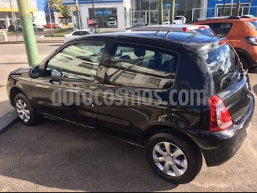 foto Renault Clio Mío 3P Pack Look  usado (2013) color Negro precio $270.000