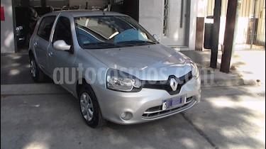 Foto venta Auto usado Renault Clio Mio 5P Confort Pack Sat (2016) color Plata precio $234.900