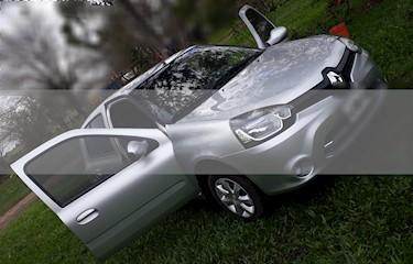 Foto venta Auto usado Renault Clio Mio 5P Confort Pack Sat (2016) color Gris Estrella precio $330.000