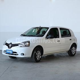 Foto Renault Clio Mio 5P Confort Pack usado (2015) color Blanco Glaciar precio $349.000