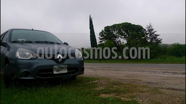 Foto venta Auto Usado Renault Clio Mio 5P Confort Plus (2013) color Gris precio $190.000