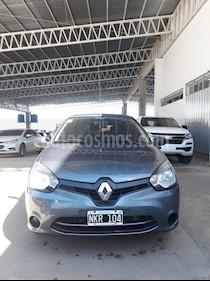 Foto venta Auto usado Renault Clio Mio 5P Confort  (2014) color Gris Cuarzo precio $195.000