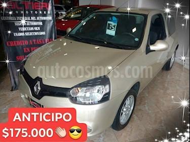 Foto venta Auto usado Renault Clio Mio 5P Dynamique Sat (2015) color Dorado precio $175.000