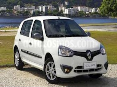 Foto venta Auto usado Renault Clio Mio 5P Dynamique Sat (2015) color Blanco precio $175.000