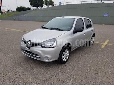 Foto venta Auto usado Renault Clio Mio 5P Dynamique Sat (2015) color Gris Claro precio $250.000