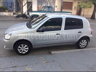 Foto venta Auto Usado Renault Clio Mio 5P Dynamique Sat (2014) color Gris Claro precio $228.000