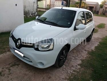 Foto venta Auto usado Renault Clio Mio 5P Dynamique (2016) color Blanco precio $250.000