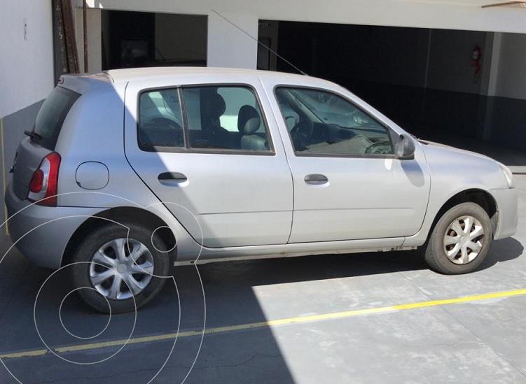 Renault Clio Mio 5P Confort  usado (2014) color Plata precio $595.000