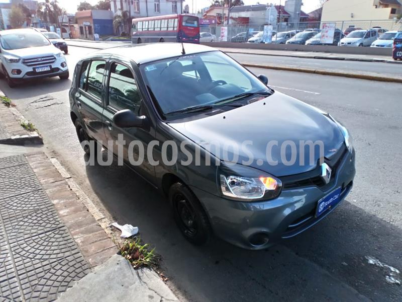 Renault Clio Mio 5P Confort Plus usado (2014) color Gris Oscuro precio $450.000
