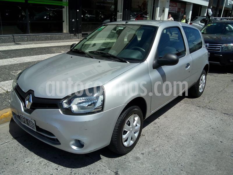 Renault Clio Mio 3P Confort Plus usado (2014) color Gris precio $699.000