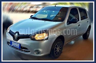 Renault Clio Mio 5P Expression usado (2013) color Gris Claro precio $420.000