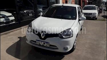 Renault Clio Mio 5P Confort  usado (2016) color Blanco precio $419.000