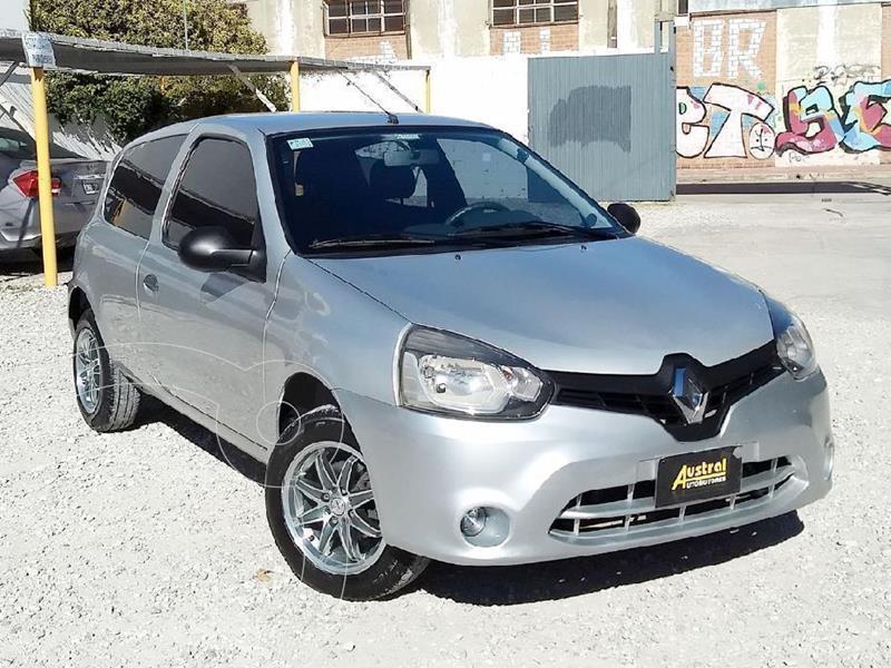 Foto Renault Clio Mio 3P Expression Pack II Plus usado (2013) color Gris Claro precio $480.000