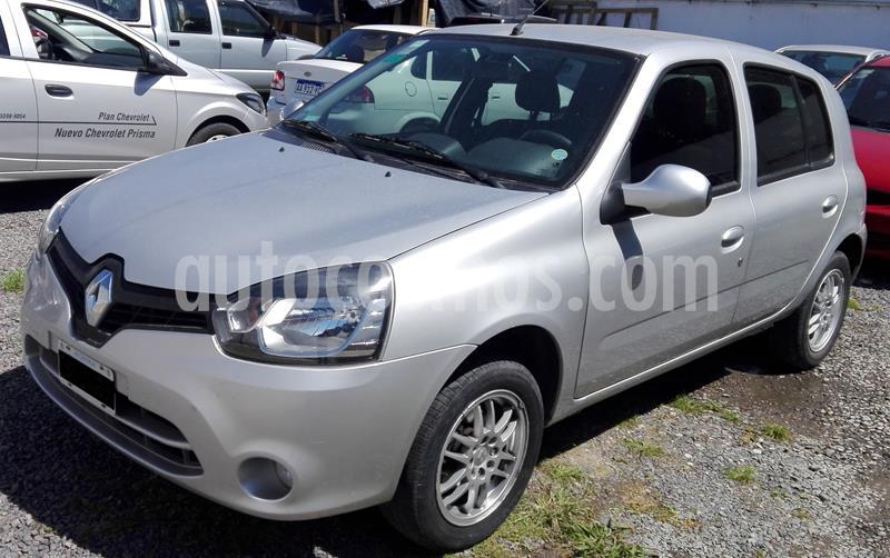 Renault Clio Mio 5P Confort Pack usado (2015) color Plata precio $610.000