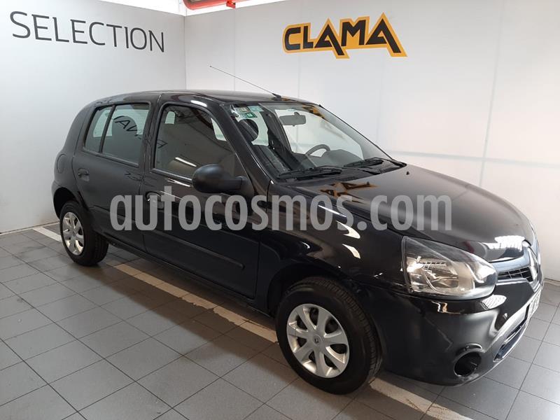 Renault Clio Mio 5P Confort  usado (2015) color Negro Nacre precio $580.000