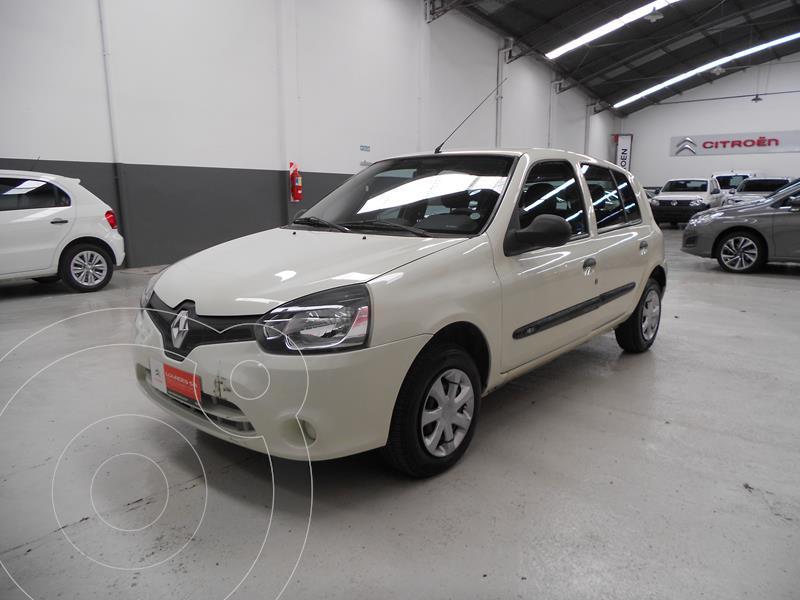 Foto Renault Clio Mio 5P Confort  usado (2013) color Beige Vainilla precio $685.000