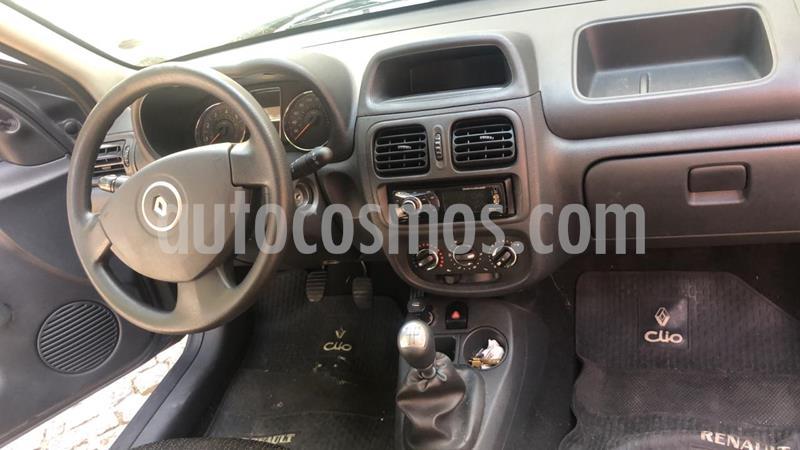 Renault Clio Mio 3P Expression usado (2013) color Gris Estrella precio $390.000