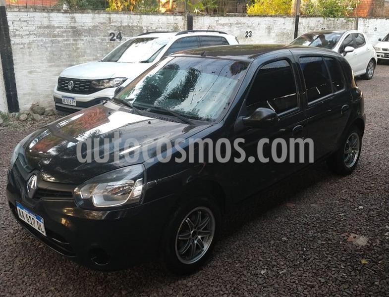 foto Renault Clio Mío 5P Confort Pack Sat usado (2016) color Negro precio $550.000