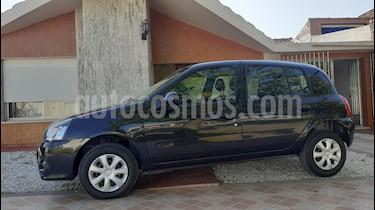 Renault Clio Mio 5P Confort Pack Sat usado (2016) color Negro Nacre precio $409.000