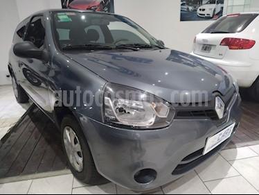 Renault Clio Mio 3P Expression usado (2016) color Negro Nacre precio $394.000