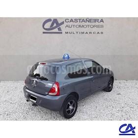 Renault Clio Mio 3P Pack Look  usado (2014) color Gris Oscuro precio $298.000
